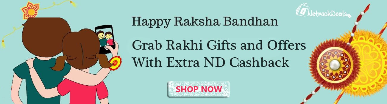 rakhi discount