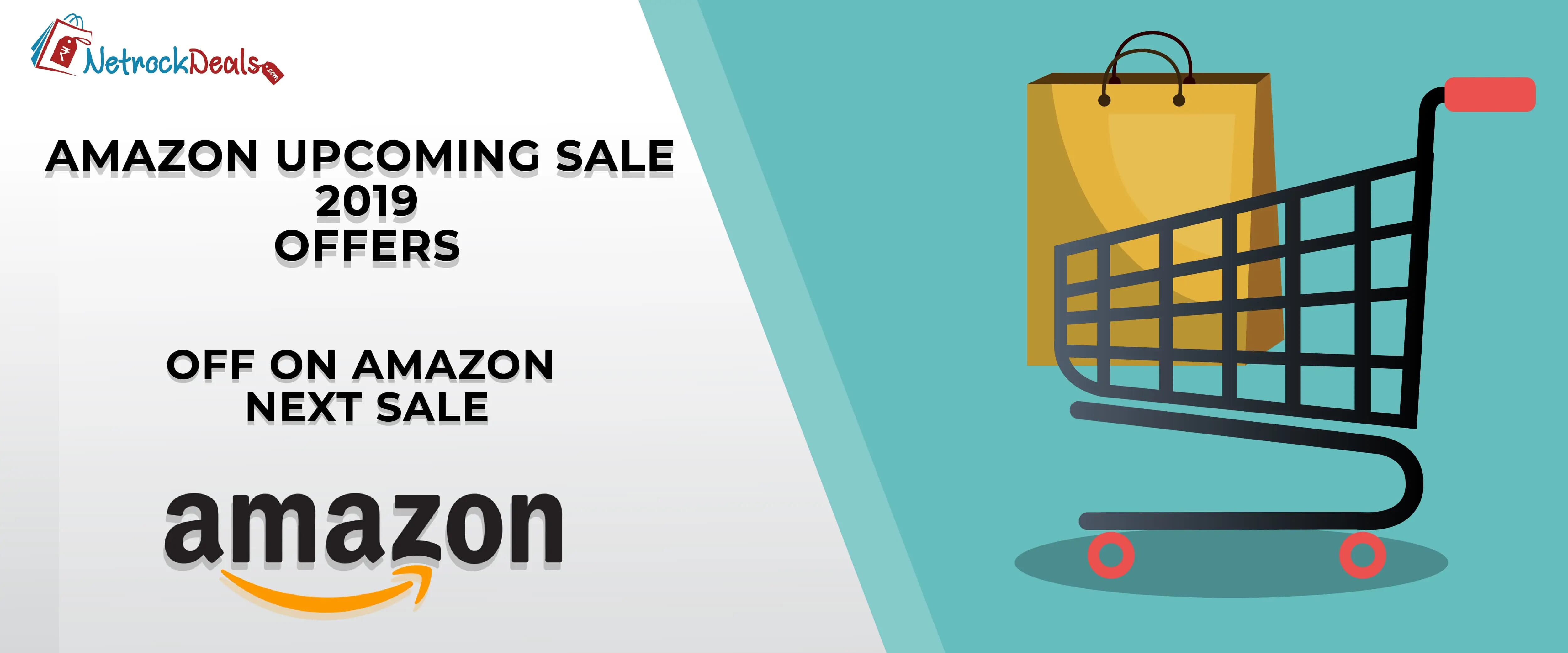 Amazon Upcomming Sale
