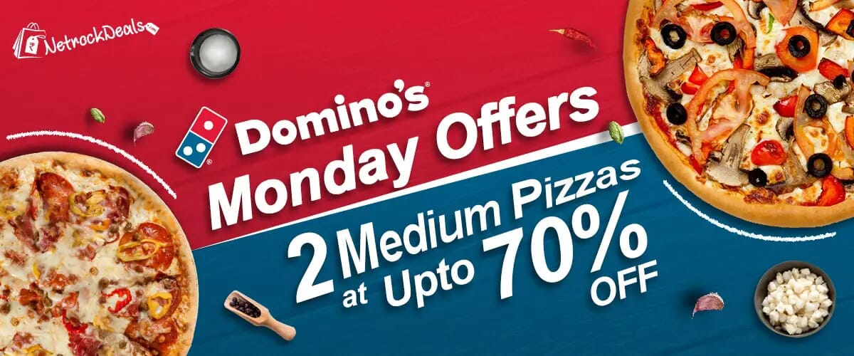 Dominos Monday offers