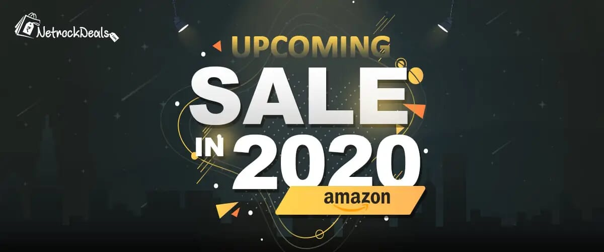 amazon upcoming sale