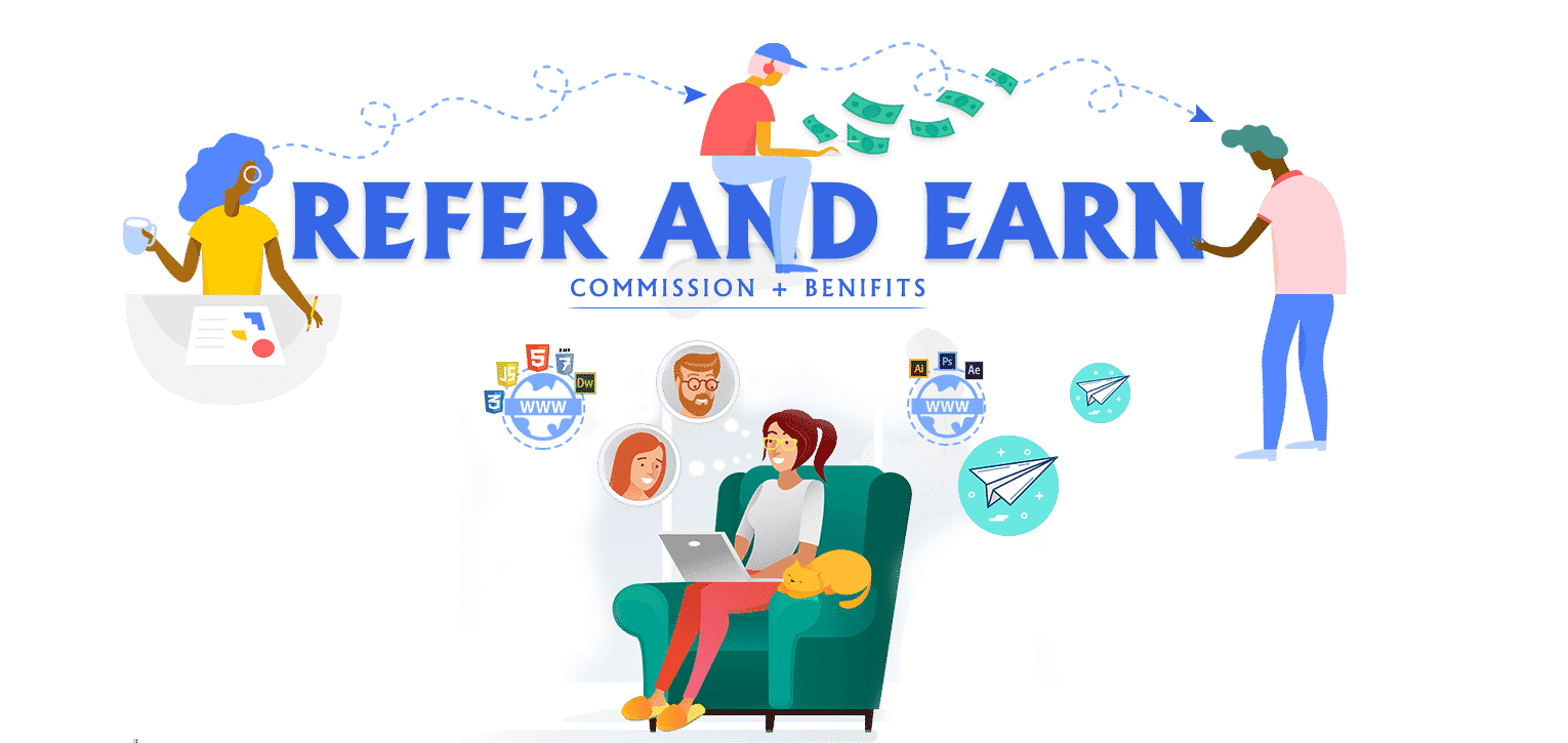 Netrock Deals Refer and Earn