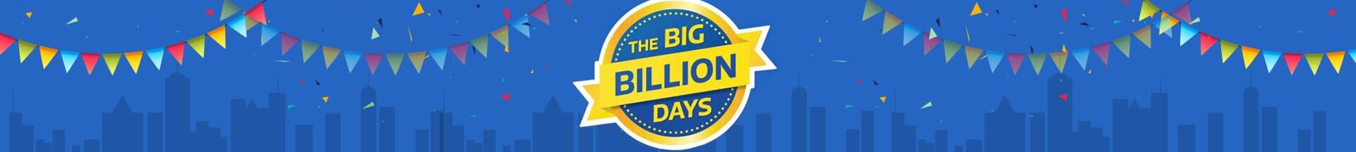 big billion day offers