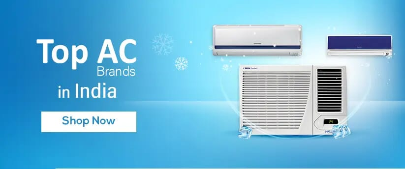 Top ac brands in india