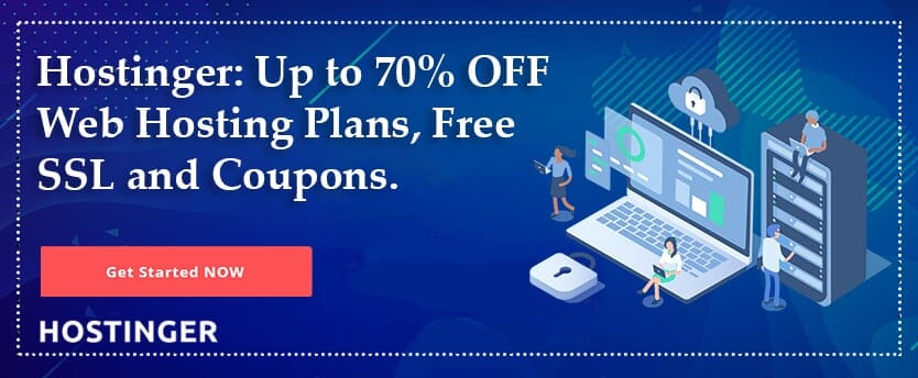 Hostinger Coupons