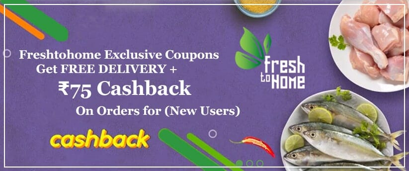 Exclusive FreshToHome Coupon