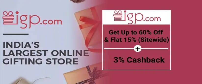 IGP Coupon Code