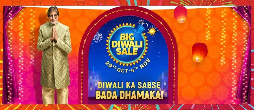 Flipkart Big Diwali Sale