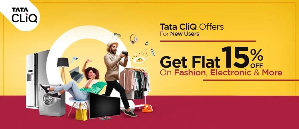 Tata CliQ Offers For New Users