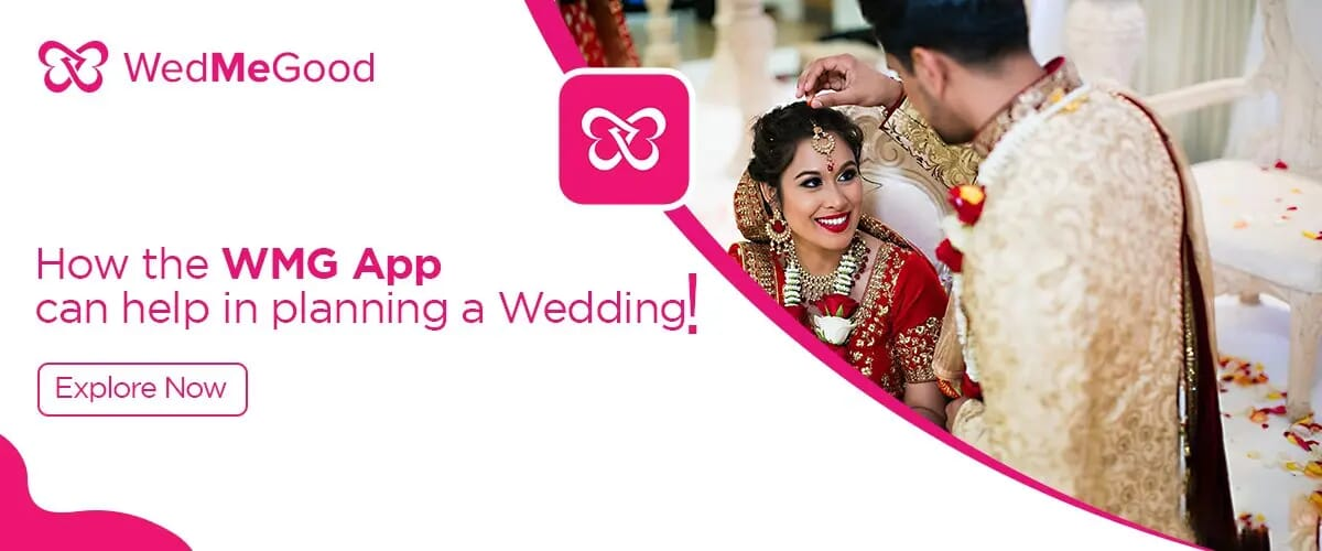 How the WMG App can help in planning a Wedding