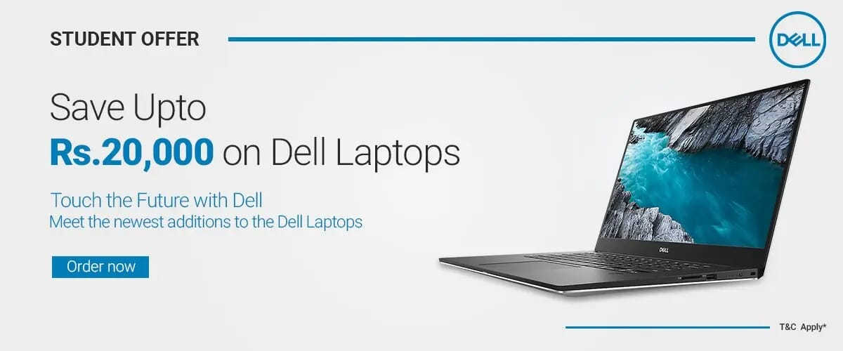 Dell Offers for Students