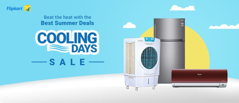 flipkart cooling day sale