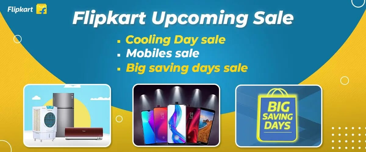 flipkart upcoming sale 2021